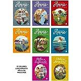 Kit Anne com 8 Volumes