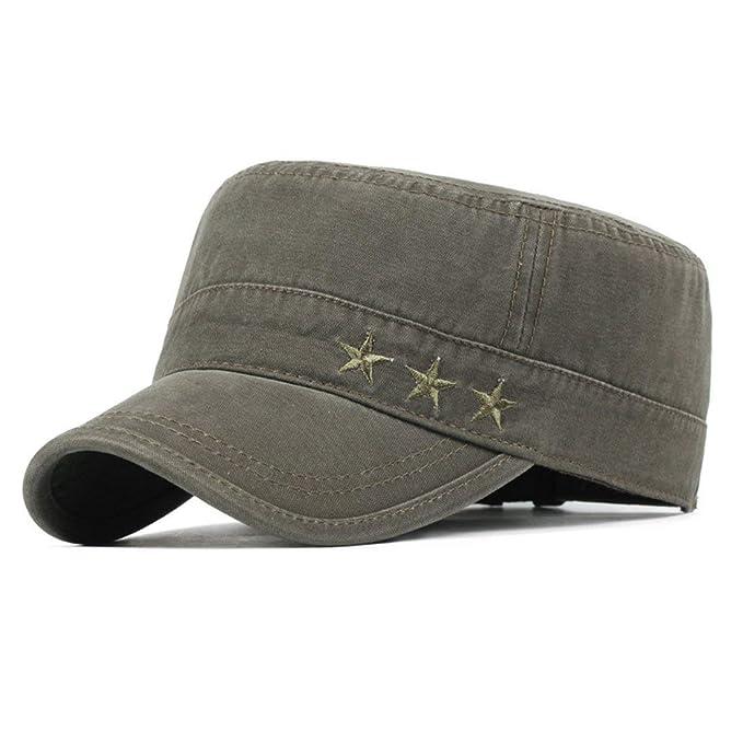 Adelina Gorra De Béisbol Vintage Gorra Militar del Moda Ejército Gorra De Béisbol Unisex Gorras Sombrero