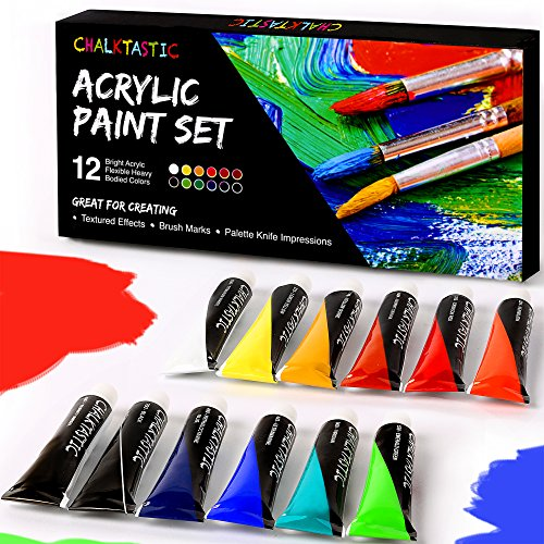 Quality acrylic paints best acrylic paint set for for Acrylic paint for wood crafts