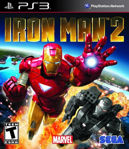 Iron Man 2 (Playstation 3, PS3) - - Niw Niw