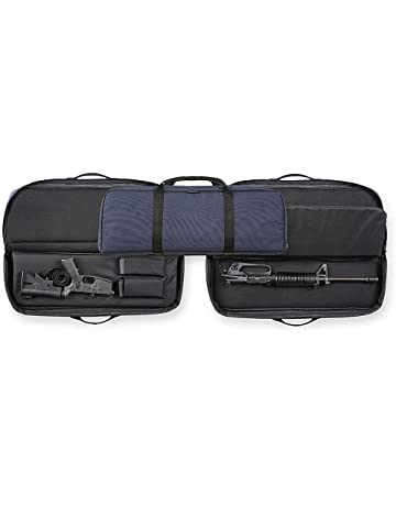 Picnic Bags Sports & Entertainment Charitable 40 Dual Rifle Gun Bag Tactical Rifle Sniper Carrying Case Gun Bag Bk