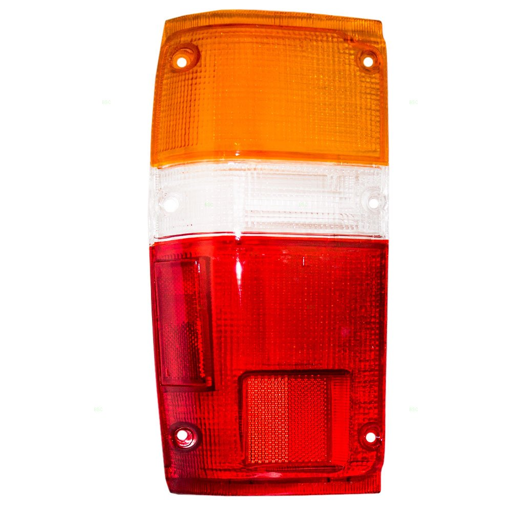 Drivers Taillight Tail Lamp Lens Replacement for Toyota Pickup Truck SUV 8156189133 AUTOANDART