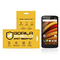 Película Nano Gel dupla para Motorola Moto X Force - Gorila Shield (Cobre toda tela)