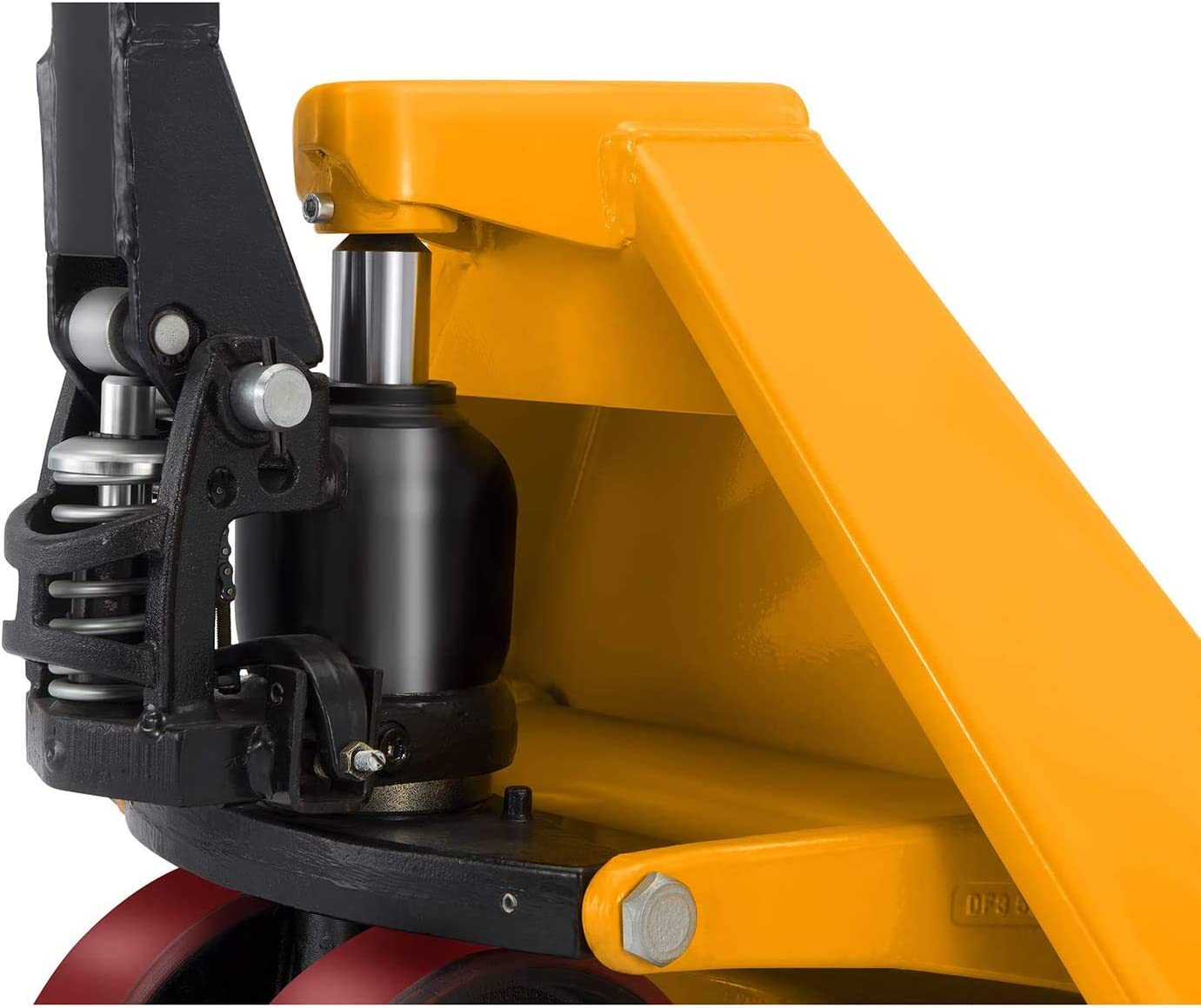 ApolloLift【Classical】 Manual Pallet Jack 5500lbs Capacity 48Lx21W Fork