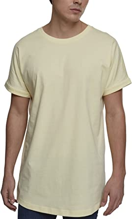 Turnup Tee, T-Shirt Homme, Blanc (White 220), SUrban Classics