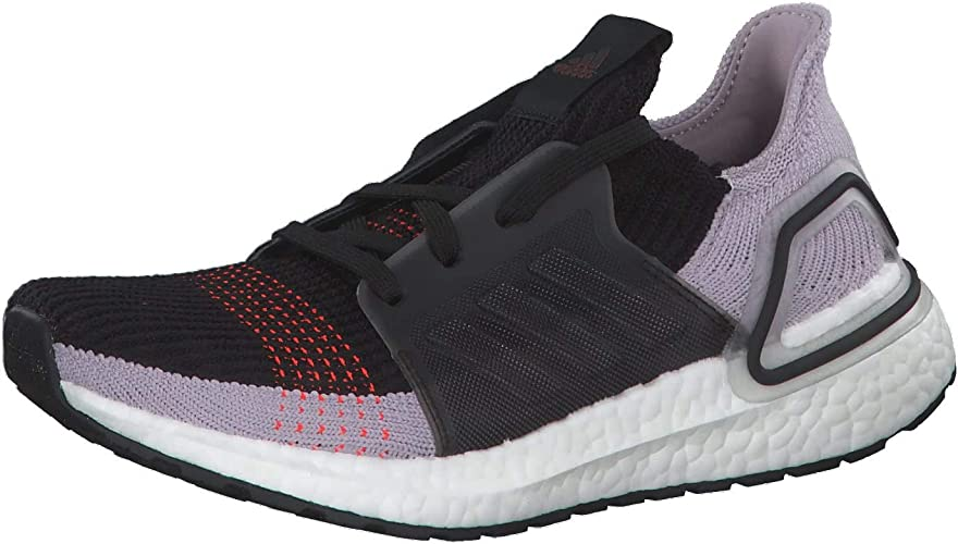 adidas Ultraboost 19 Women's Running Shoes AW19 7 Black