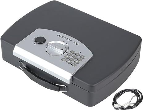 HMF 1608-02 Caja fuerte para documentos, Caja de caudales ...