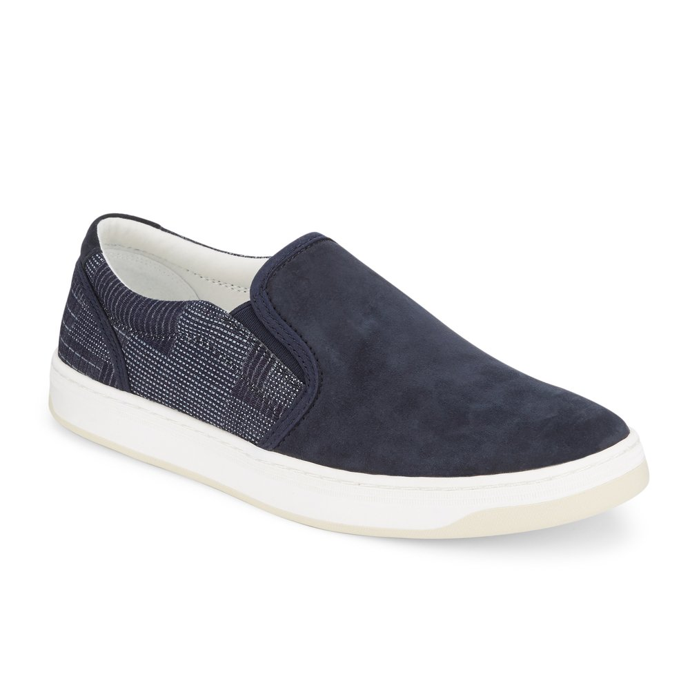Lucky Brand 11-520726 Men's Styles Slip On Sneaker, Navy/Navy - 10.5 D(M) US