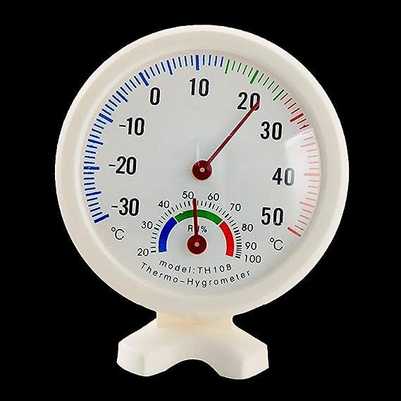 TH108 Digital Indoor Outdoor Centigrade Greenhouse Plastic Hygrometer Meter