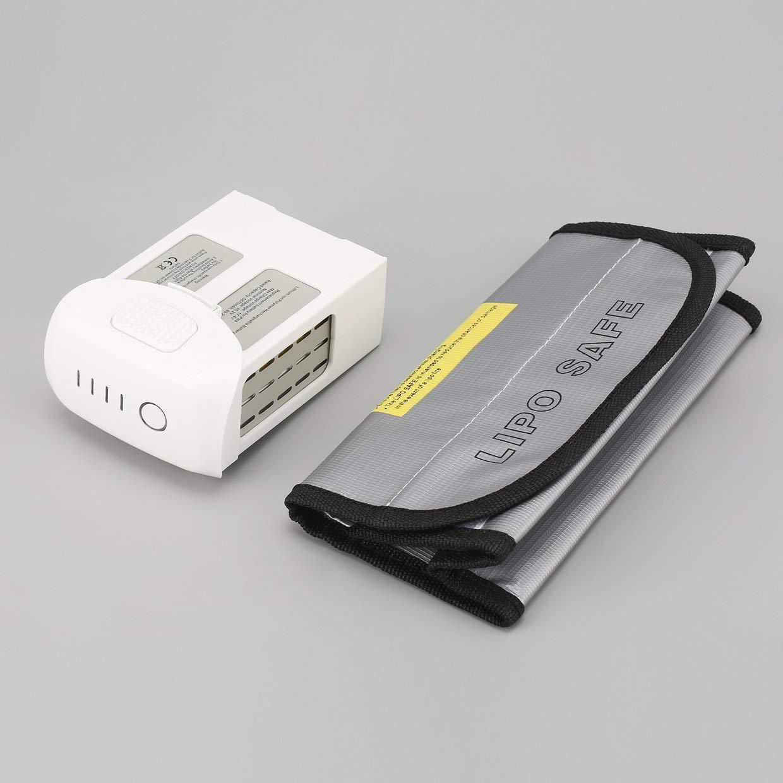 Qewmsg 15,2 V 5870 mAh Intelligente Batterie Sichere Tasche für DJI Phantom 4 / ADV / 4 Pro RC Drone