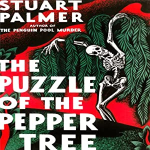 The Puzzle of the Pepper Tree Hörbuch