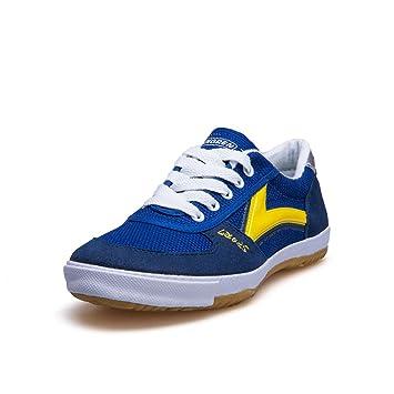 doublestar Señor clásica Kung Fu Zapatos para paukour Trainning ligero zapatillas: Amazon.es: Deportes y aire libre