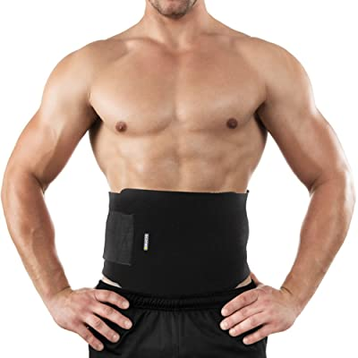 Bracoo Adjustable Waist Trimmer Belt