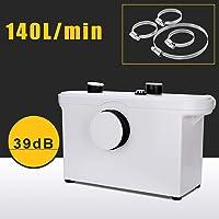 Hengda 600W 3/1 triturador sanitario bombeador WC Trituradora