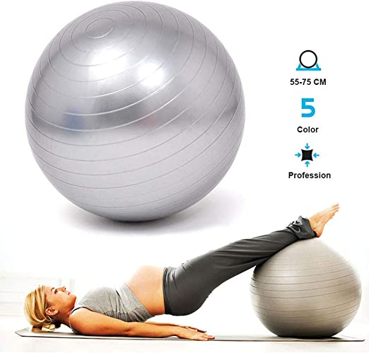 SEESEE.U Entrenador de Equilibrio de Yoga, Pelota de Ejercicio de ...