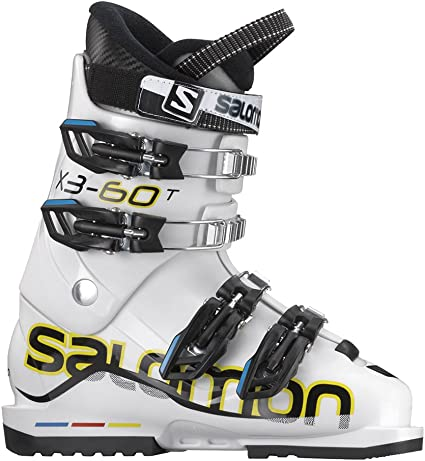 SALOMON Kinder Skischuh X3 60 T 2014 Youth: : Sport DqLya