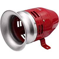 Motorsirene 230V Alarmsirene Fliegeralarm Motor Sirene Alarmanlage