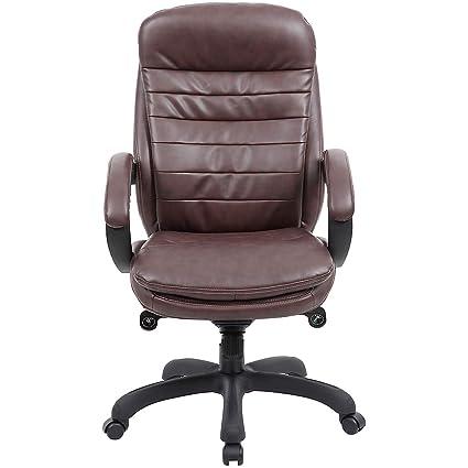 Como habillage et dossier avec de Chaise bureau cuir wTZPXiOku