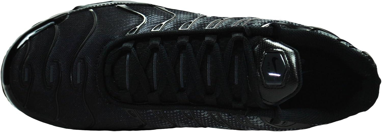 NIKE Air Max Plus TXT TN Baskets Multicolore BlackWeiß