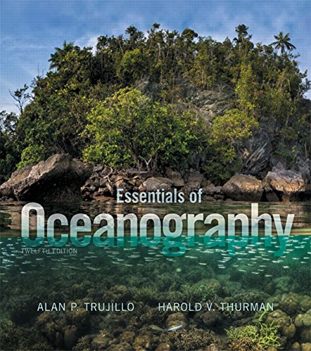 134073541 - Essentials of Oceanography (12th Edition)