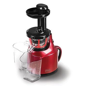 Greenis Neo Extractor de zumo a frío BPA Free, Assistenza y garantía italiana rojo: Amazon.es: Hogar