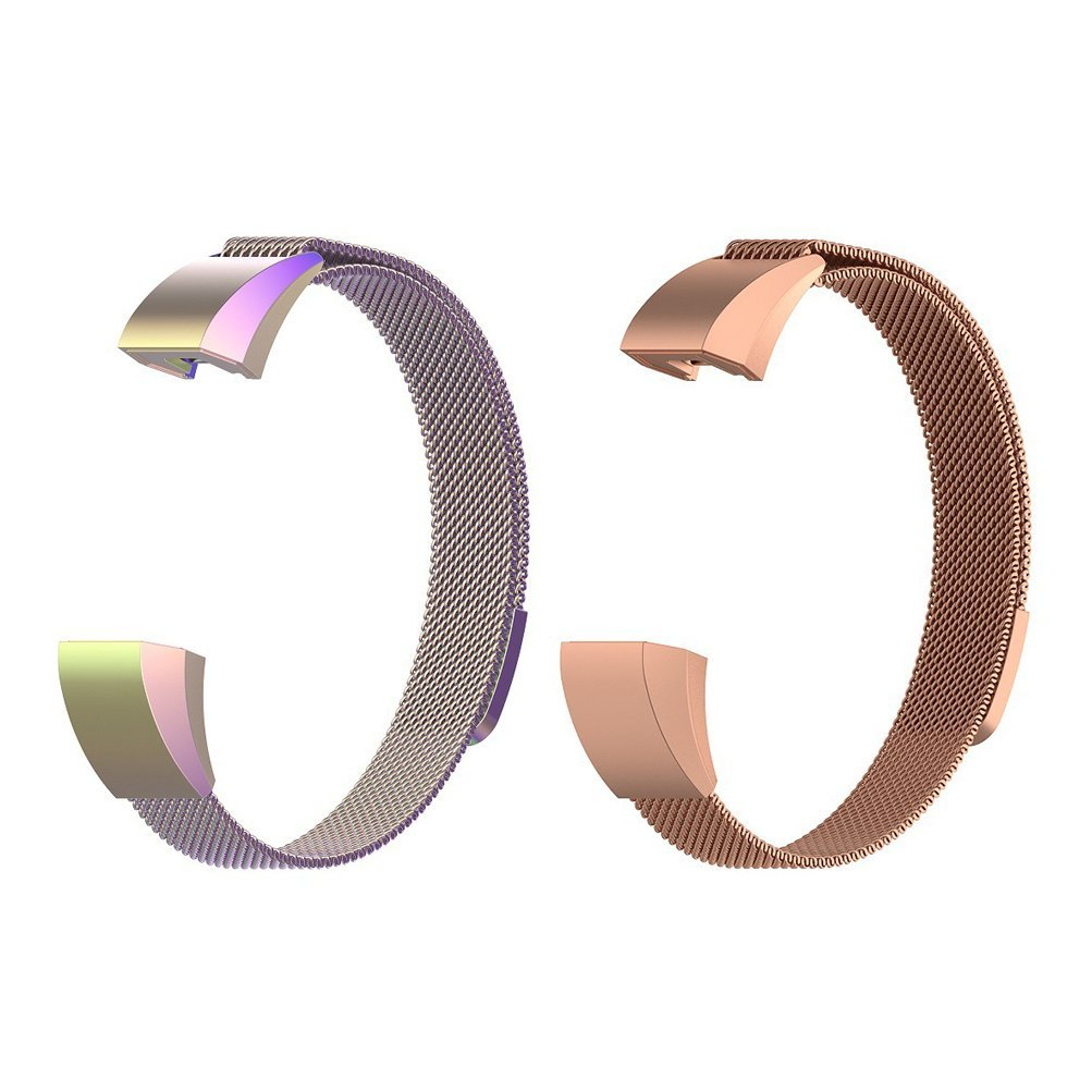 Seetwo Replacement Straps for Kids Woman Fitbit Small Size 4.7-7.0 Comfortable Fitness Tracker Bands for Fitbit Alra//Alta HR//Ace