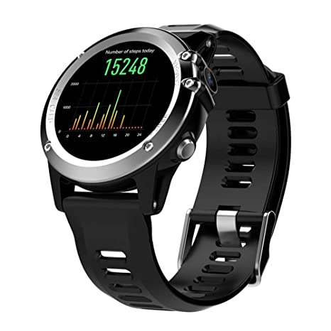 Amazon.com: Cuiron H1 Smart Watch Android 4.4 Waterproof GPS ...