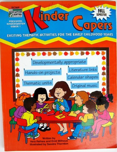 Kinder capers: Fall semester