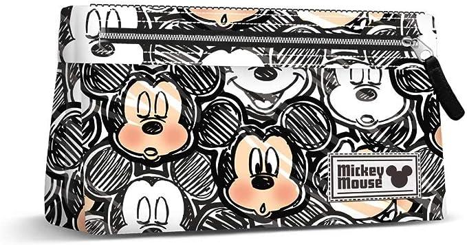 Mickey Mouse - Estuche Portatodo, Multicolor (Karactermania KM-37547), 22 cm: Amazon.es: Juguetes y juegos