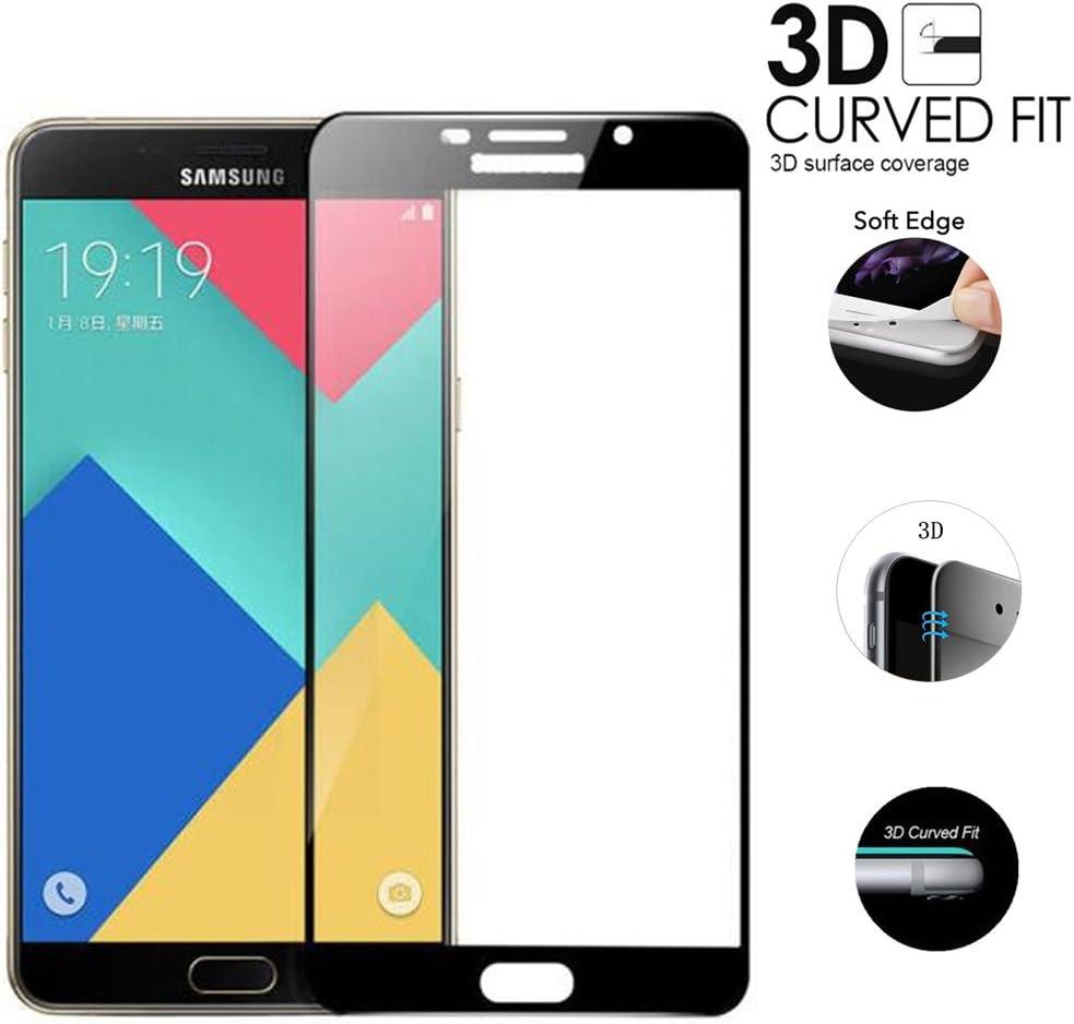Full Cover Samsung Galaxy A3 (2016) A310 Cristal Vidrio Templado ...