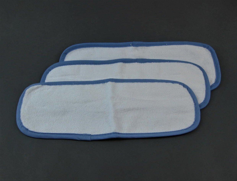 Wagner 0282121 / 282121 905 Steamer Towel Floor Brush Accessory 3 Pack