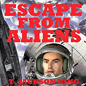 Escape from Aliens, Book 1 Audiobook
