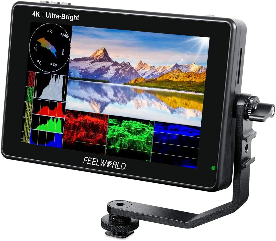 Monitor Camara FEELWORLD UT7S 7 Inch 2200nit 4K HDMI