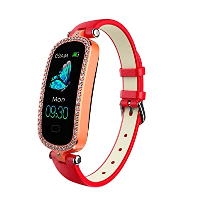 Amazon.com: EC077 Smart Watch Smart Band SmartWatch Bracelet ...