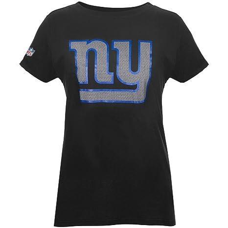 Amazon.com   Majestic Ladies Joel Top York Giants Black   Sports ... 2212d3b75