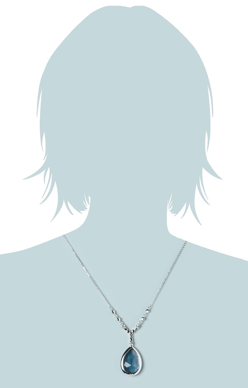 Swarovski 1062666 Ladies' 'Meringue Montana' Necklace 38/2x3 cm I3i1mg22