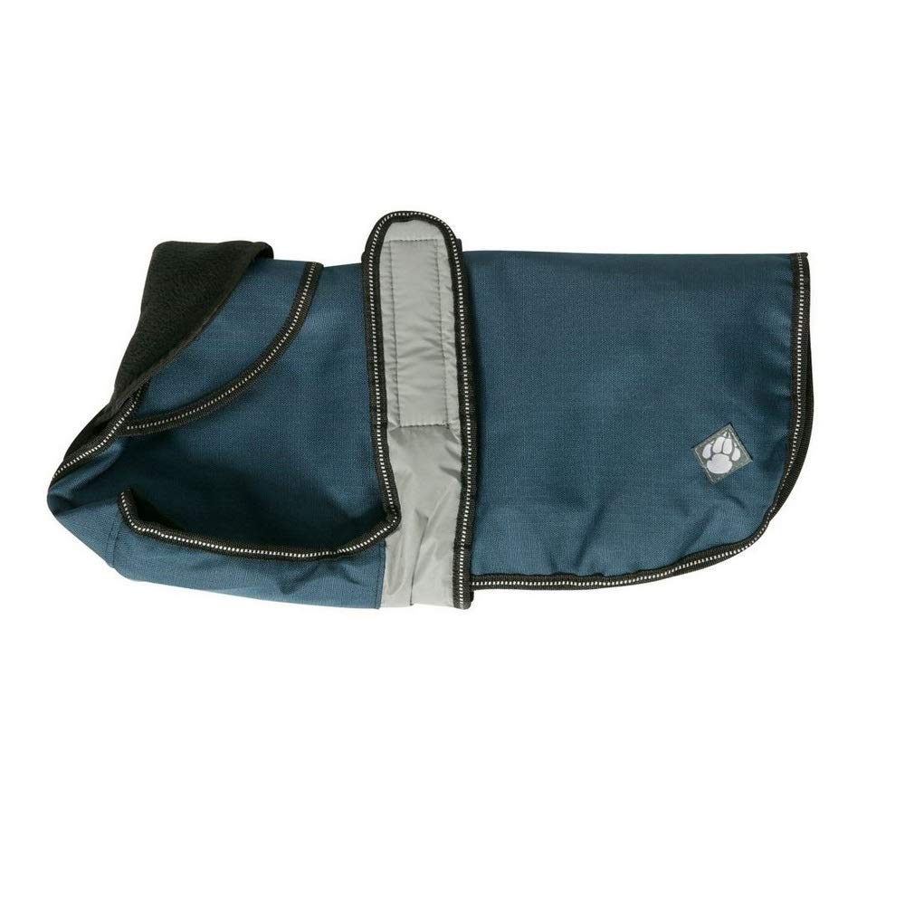 bluee 20in bluee 20in Danish Design 2 In 1 Dog Coat (20in) (bluee)