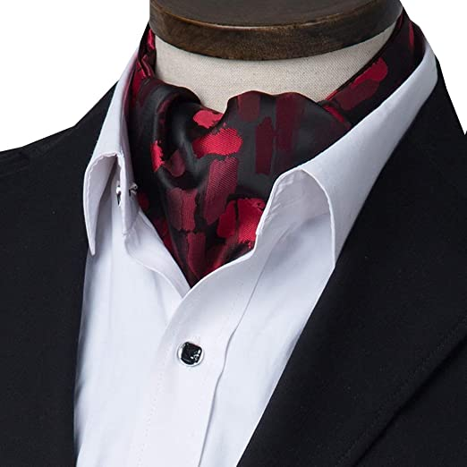 YANGJUN Seda Corbata Bufanda Pintada Moda Camisa Masculino Versión ...