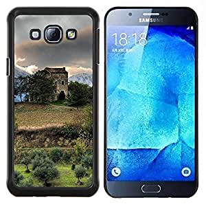 """For Samsung Galaxy A8 ( A8000 ) , S-type Sunset Beautiful Nature 59"""" - Arte & diseño plástico duro Fundas Cover Cubre Hard Case Cover"""