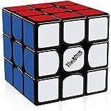 D-FantiX QiYi MoFangGe The Valk 3 Speed Cube 3x3 Magic Cube Puzzles BlackSD-ZHLJ-66C7