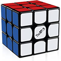 D-FantiX Qiyi The Valk 3 Speed Cube 3x3 Magic Cube Puzzle Black