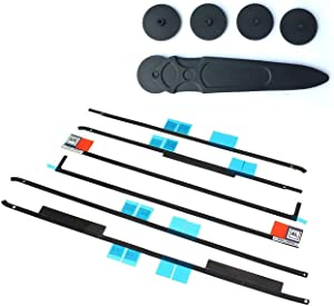 LeFix Replacement LCD Panel Adhesive Tape Strip Sticker + Opening Wheel Tool Kit for iMac 21.5'' 2012 2013 2015 2017(2012-2019) A1418