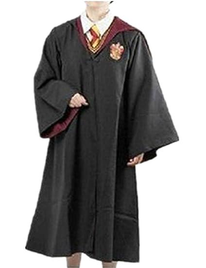 Ninimour Uniforme de Harry Potter Disfraces para Halloween Cosplay Costume para Adultos y Niños