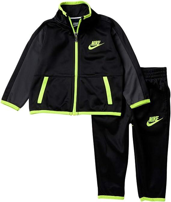 Nike 625S-023 Chándal, Bebé-Niños, Negro, 24 Meses: Amazon.es ...