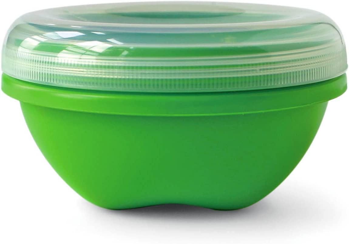 Preserve Food Storage Container, 19 Ounce/Small, Apple Green (40111)