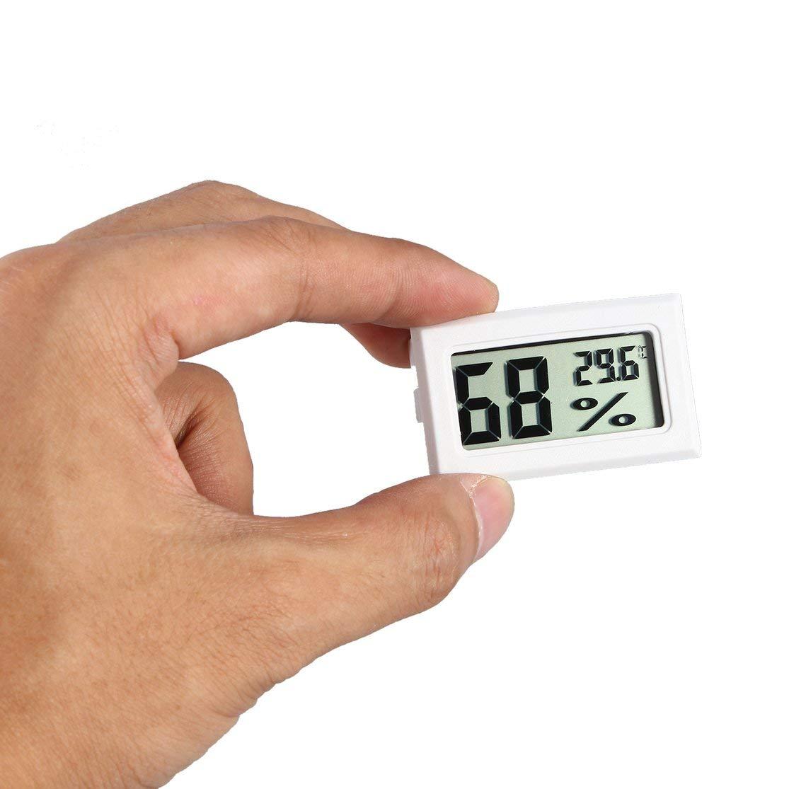 Misuratore di Temperatura LCD Digitale Professionale con Display LCD Kaemma
