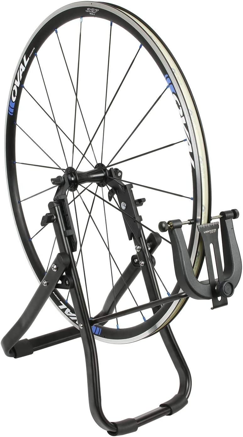 Amazon.com: Venzo mecánico para bicicleta rueda Truing ...