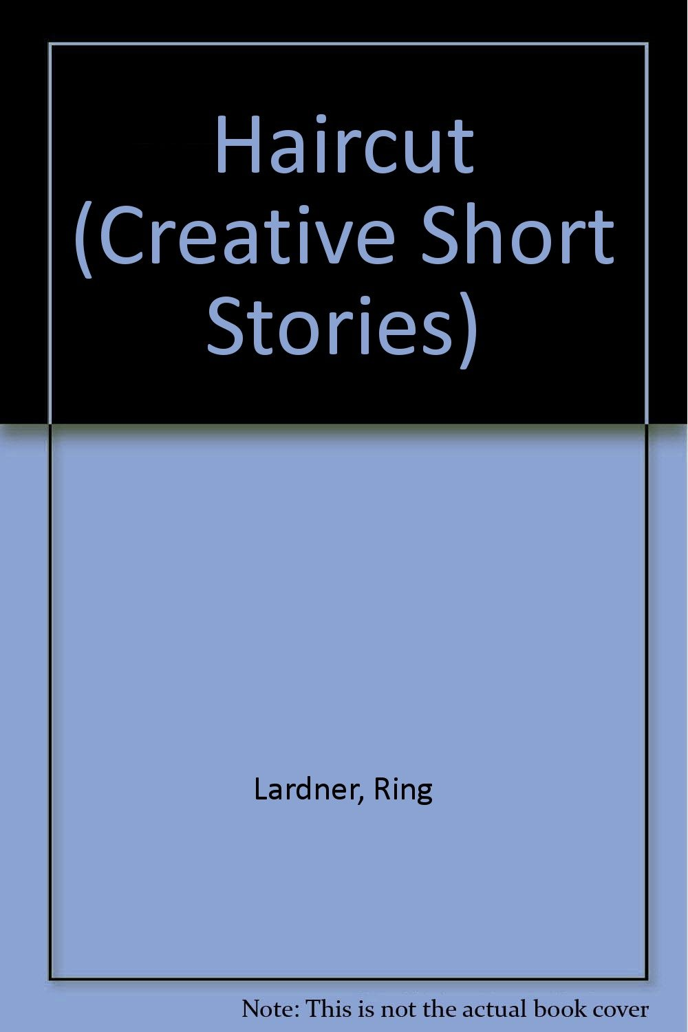 Buy Haircut Creative Short Stories Book Online At Low Prices In