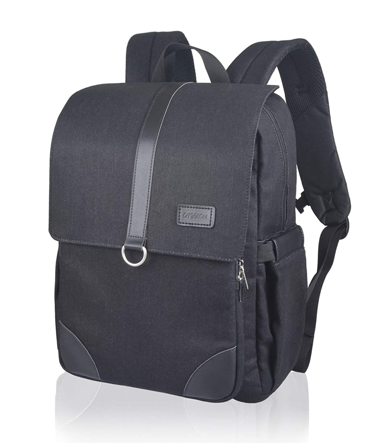 Laptop Backpack for Women Men, School College Backpack Fits 15.6 inch Notebook Fashion Casual Backpack