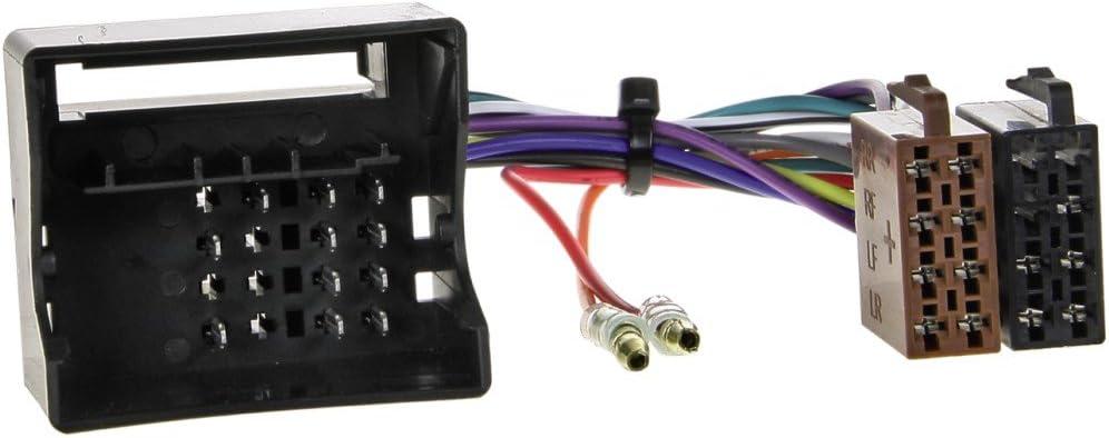 Hama Kfz Adapter Iso Für Mercedes Elektronik